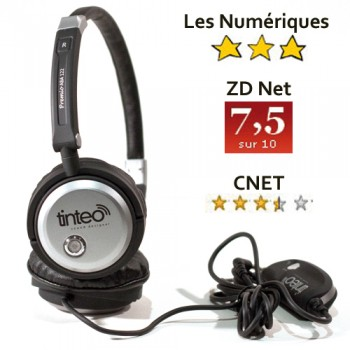 casque audio reduction active de bruit ABA